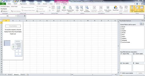 excel pivot tables for dummies excel pivot table for dummies gantt chart excel
