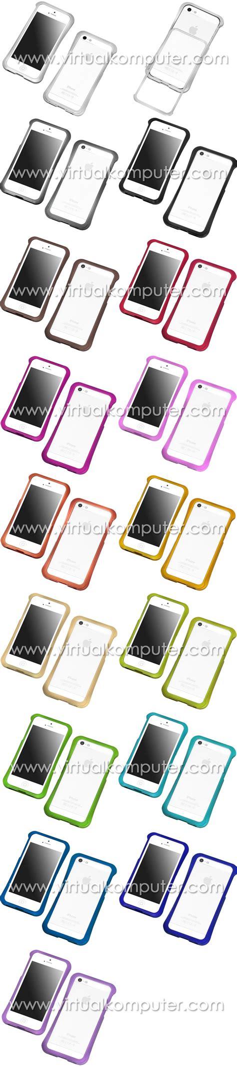 Samsung S6 Edge Lumee Led Selfie Premium Import S areahp bumper alumunium deff cleave for iphone 5 5s
