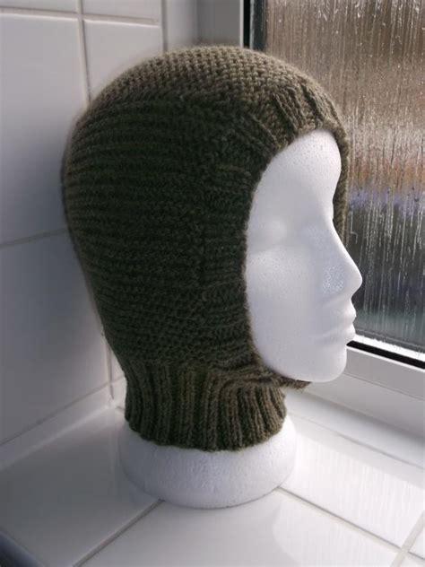 knit balaclava balaclava by briansmith9 knitting pattern