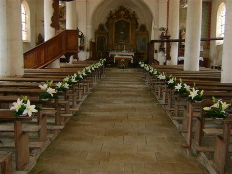decoration banc eglise d 233 cor de banc d 233 glise mariage floral chaumont