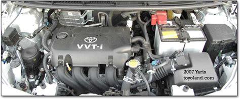 2008 Toyota Yaris Engine 2007 Toyota Yaris Toyoland Test Drive Car Review