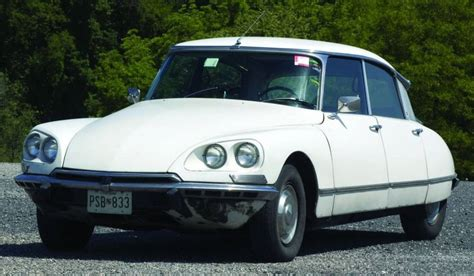 1968 Citroen Ds by Built For Driving 1968 Citro 235 N Ds 21 Pallas Hemmings