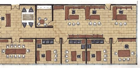 inner beauty rendered floor plan