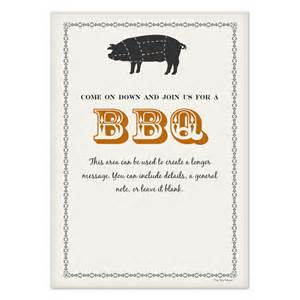 bbq invitation templates bbq invitation invitations cards on pingg