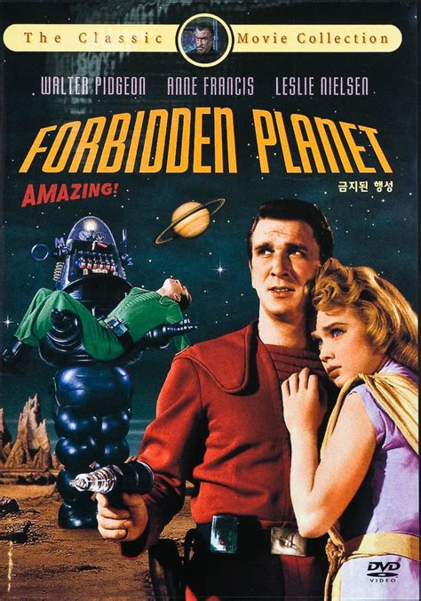 Watch Forbidden Planet 1956 Full Movie Forbidden Planet 1956 Fred M Wilcox Dvd New Ebay