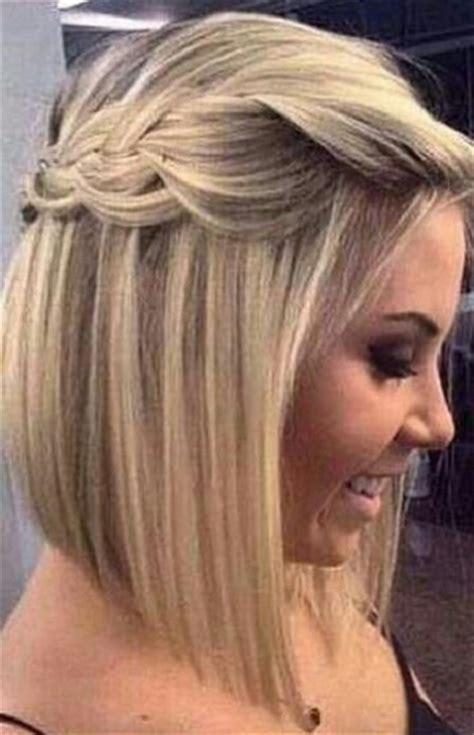 trenzas en pelo corto mujer estilo y belleza trenzas con pelo corto y pelo