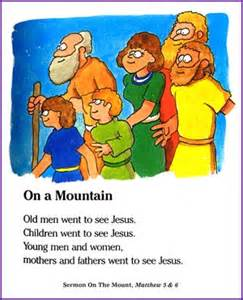 Blind Bartimaus Jesus Sermon On The Mount Story Kids Korner Biblewise