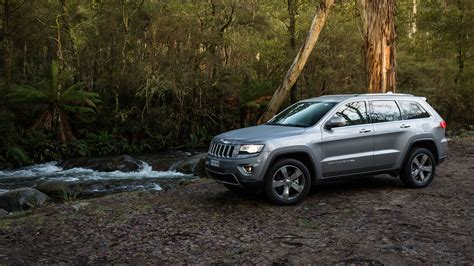 diesel jeep 2016 jeep grand cherokee limited diesel review caradvice