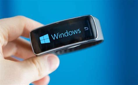 Smartwatch Windows microsoft smartwatch expected to launch in october rumor