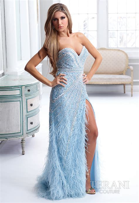 Terani Couture   Evening Dresses, 2014 Prom Dresses, Homecoming Dresses, Mother of the Bride