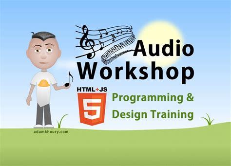 javascript tutorial audio audio workshop 6 playlist array javascript tutorial youtube