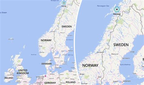 boat crash norway harstad boat crash british tourists rushed to hospital