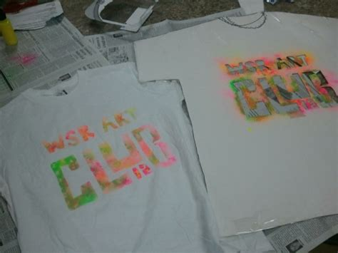 patterns for t shirt painting diy spray paint stencil shirt diy do it your self