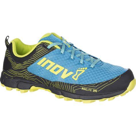 running shoe fit inov 8 roclite 295 standard fit running shoe s