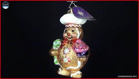 christopher radko ginger baker