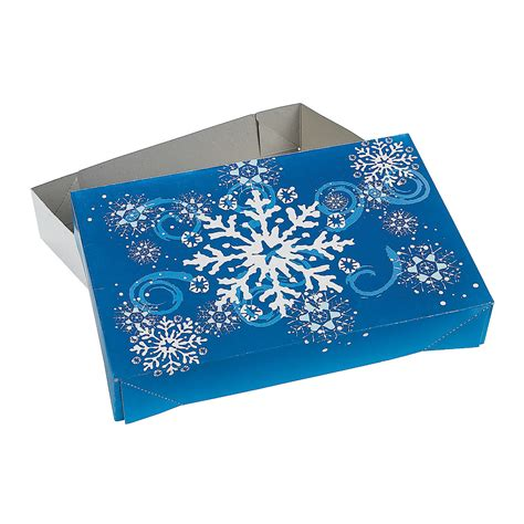 small christmas gift boxes oriental trading discontinued
