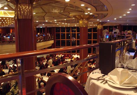 Cruise Ship Dining Room by The Cruise Ship Dining Experience The Mains And The