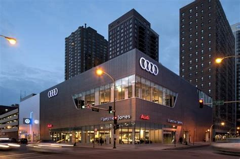 audi fletcher jones service fletcher jones audi chicago il 60610 car dealership