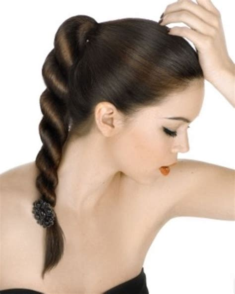 braided hairstyles up in a ponytail ponytail hairstyles hairstyles 2016 new haircuts and