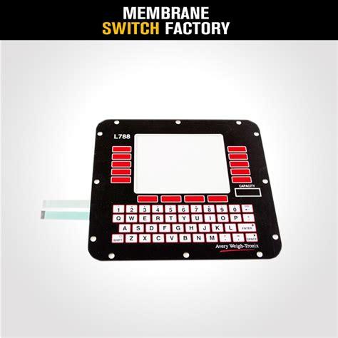 membrane layout design number qwerty micro keyboard membrane whole number keypad big