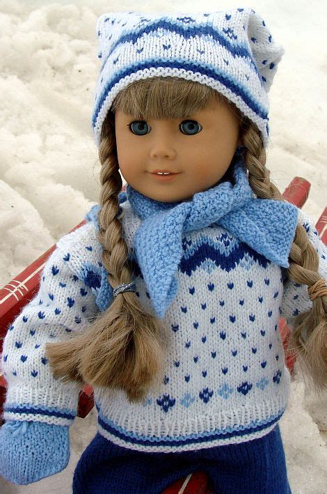 knitting patterns for american dolls doll knitting clothes for american doll kirsten