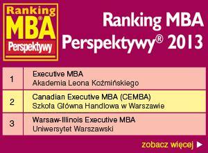 Mba Studia Ranking by Najlepsze Programy Mba W Polsce 2013 Portal Edukacyjny