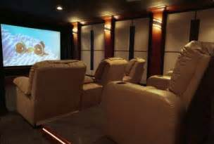Home Theater Room Decorating Ideas How To Choose The Home Theater Seating