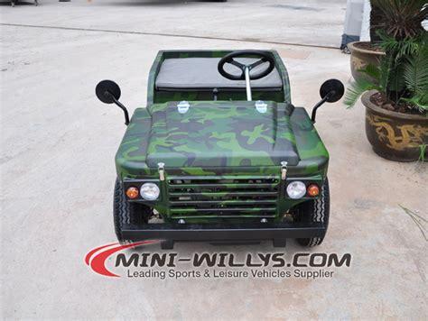 mini jeep wrangler for kids 125cc mini jeep willys for kids