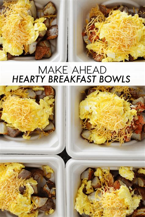 a make ahead vegetarian dinner party from ina garten ina garten hearty make ahead breakfast bowls thirty handmade days