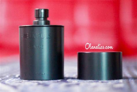 review ariel impulse homme eau de parfum ola aswandi