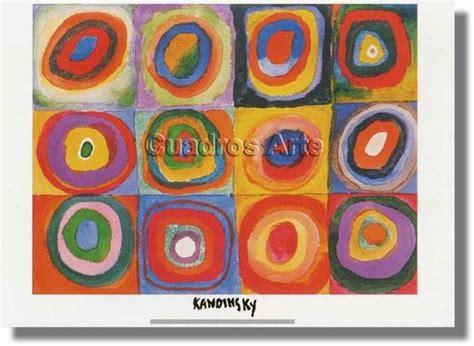 cuadros de kandinsky laminas cuadros cuadros kandinsky wassily