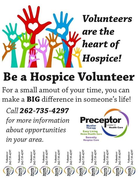 Free Volunteer Recruitment Flyer Template