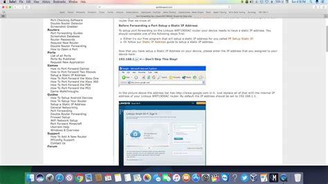 how to setup forwarding how to setup forwarding xbox one