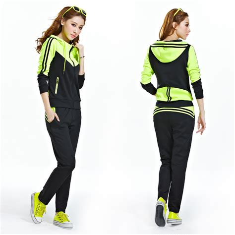 Baju Senam Sleeve Animal A 02 new fashion s hooded tracksuits leisure