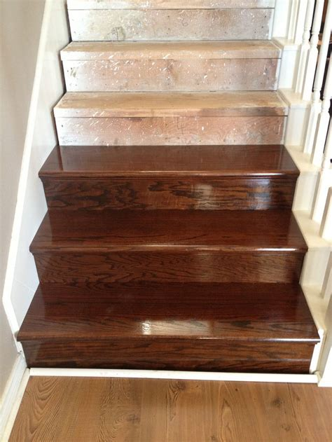 steps   retrotreads stained   mix