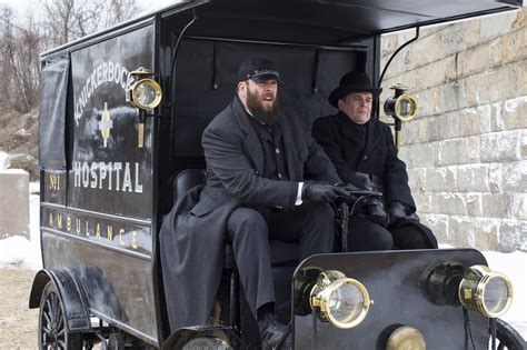 chris sullivan electrical the knick season 2 star chris sullivan on cleary and