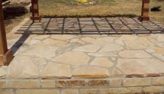 Flagstone Patio Designs Flagstone Patio Design Ideas Easter Construction Our Work Easter Concrete Construction