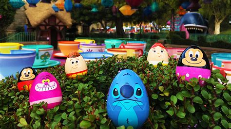 the egg stravaganza continues in 2016 at disney parks