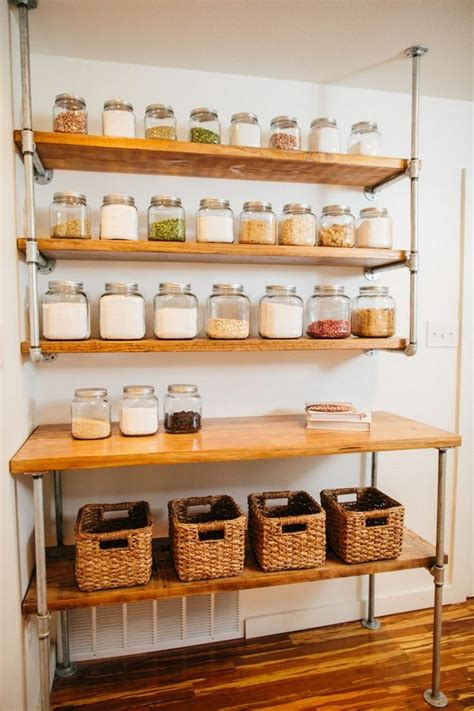 kitchen shelving ideas open shelving kitchen interior design