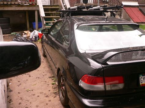 Rear Visor Civic Ferio 96 00 rear windshield spoiler anyone the name clubcivic