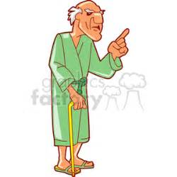 old man dancing to house music royalty free angry old man 154852 vector clip art image wmf eps illustration