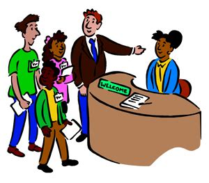 be a volunteer receptionist donate some time to wuis