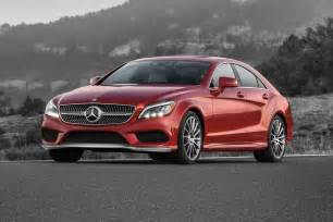Mercedes 550 Cls 2017 Mercedes Cls Class Pricing For Sale Edmunds