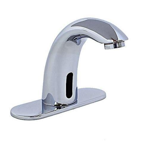 automatic bathroom faucet free automatic sensor bathroom faucet chrome finish by cascada showers ebay
