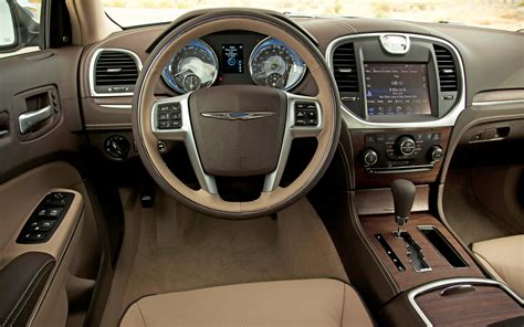 chrysler car interior 2014 chysler 300 luxury series autos weblog