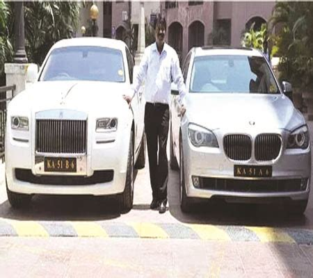 roll royce bangalore ramesh babu the barber who owns a rolls royce the