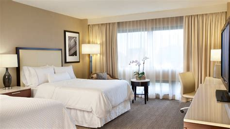 In The Rooms by Deluxe Room The Westin O Hare