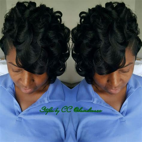 soft waves for short black hair 175 best images about black women short cuts on pinterest
