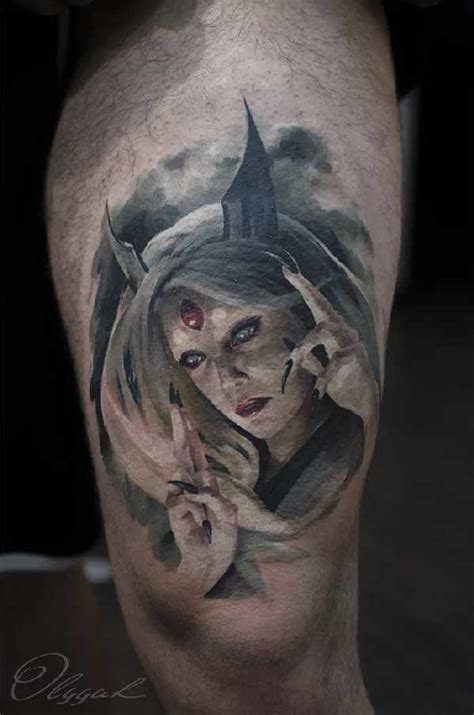20 geniale naruto tattoos tattoo spirit