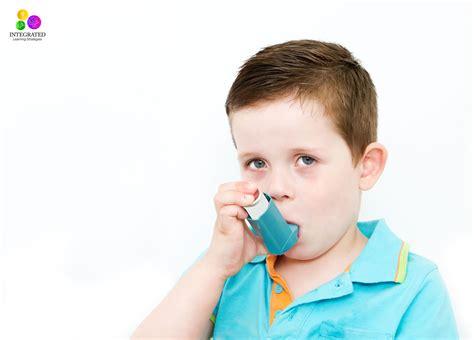asthma aid children allergies cause for disruptive behavior sensory